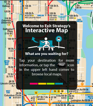 Basic Nyc Subway Map App.Exit Strategy Nyc Subway Map Iphone Apps Finder