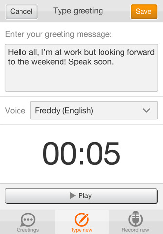 On voicefeed personalized voicemail messages for iphone on voicefeed m4hsunfo