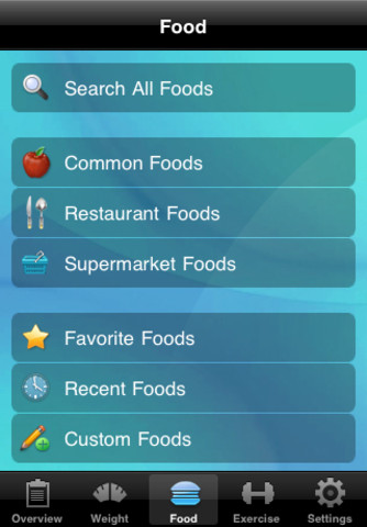 calorie one exercise tracker iphone apps finder
