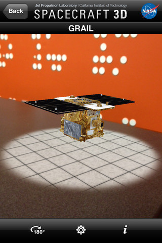 Spacecraft 3D :: iPhone Apps Finder