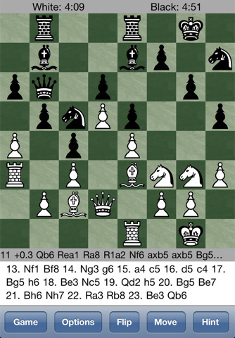 Stockfish Chess for iPhone :: iPhone Apps Finder