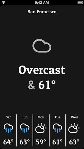conditions app