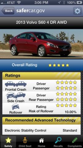 safer car