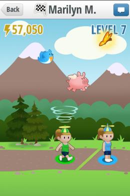 walkathon app