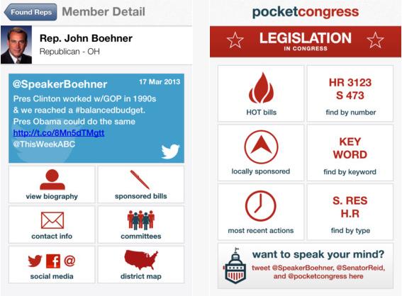 pocket congress