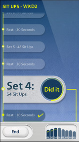 Situps 0 to 200 for iPhone :: iPhone Apps Finder