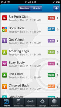 instant fitness app