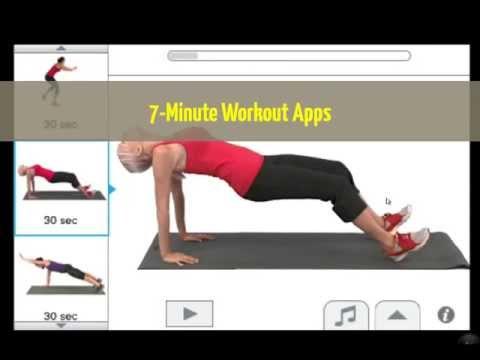7 minute workout app by j j iphone apps finder. Black Bedroom Furniture Sets. Home Design Ideas