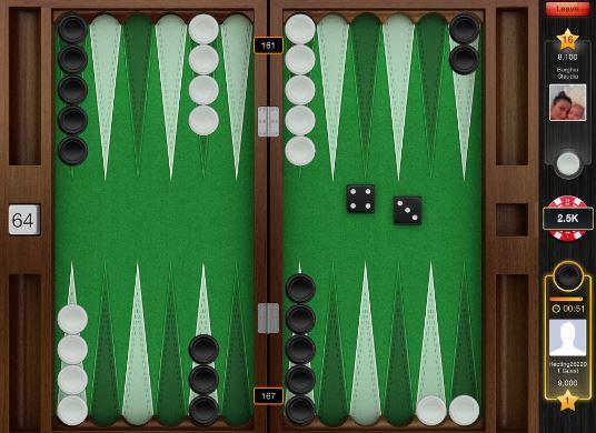 backgammon hd