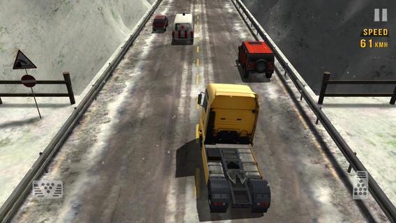 traffic racer app