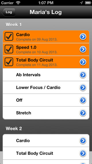 insanity workout download on ipad