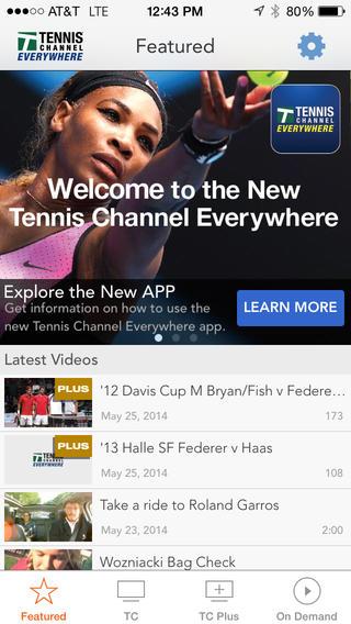 tennis anywhere