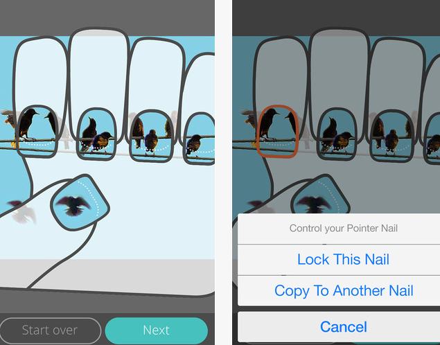 custom nail