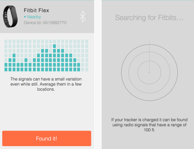 2 Fitbit Finder Apps for iPhone :: iPhone Apps Finder