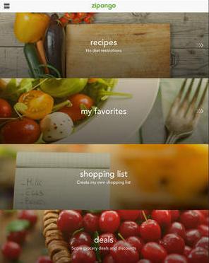 zipongo app