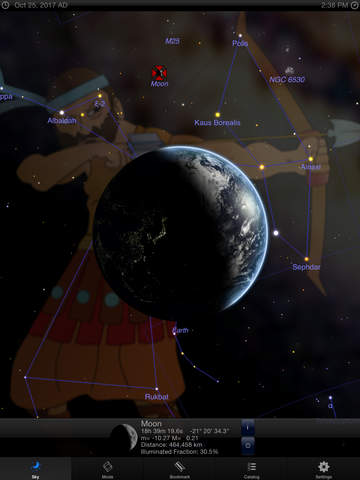 Starmap 3d Astronomy App For Iphone Iphone Apps Finder