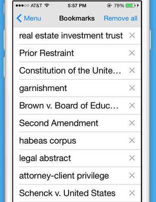 Legal-Dictionary-for-iOS