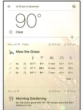 Foresee-Weather-App-for-iPhone