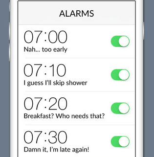 Kiwake-Alarm-Clock