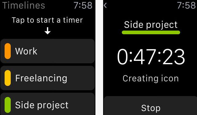 timelines-app