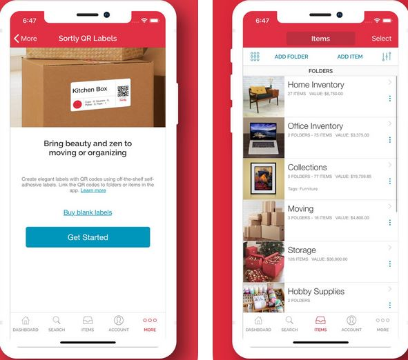 Sortly: Inventory App for iPhone & iPad :: iPhone Apps Finder