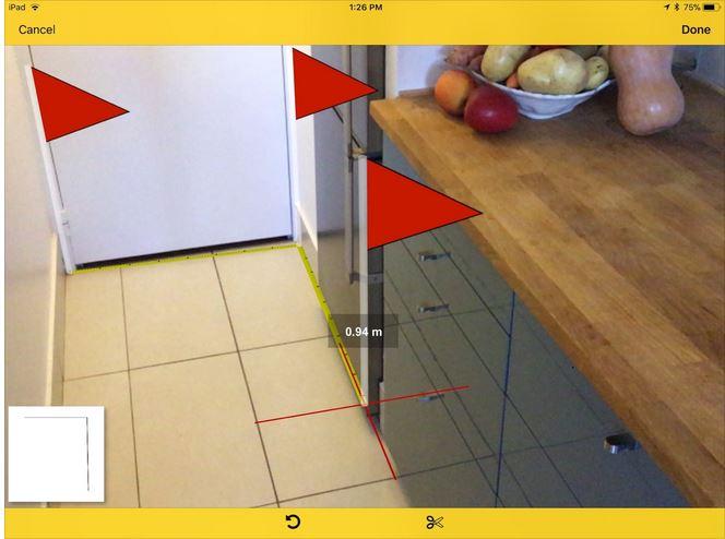 CamToPlan: AR Tape Measure App :: iPhone Apps Finder