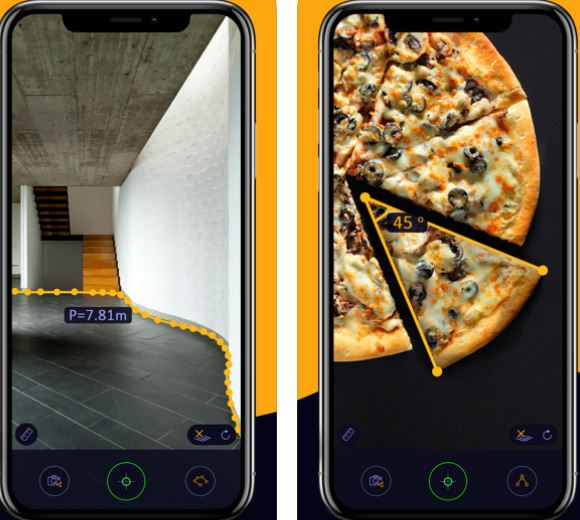 Ar Ruler Augmented Reality Tape Measure For Iphone Iphone Apps Finder